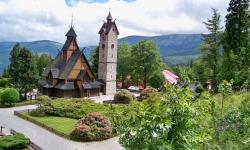 Karkonosze - Śnieżka + zamek Chojnik + Kowary