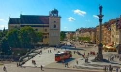 Wycieczka szkolna Zwiedzanie Warszawy - 3 dni (z programem)