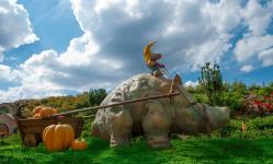 Wycieczka szkolna Magiczne Ogrody - wycieczka dla najmłodszych